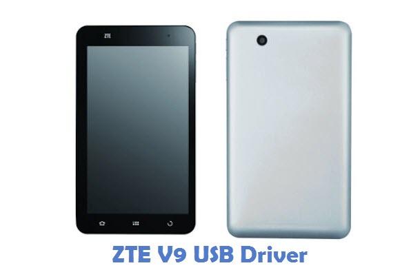 ZTE V9 USB Driver