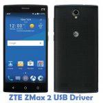 ZTE ZMax 2 USB Driver