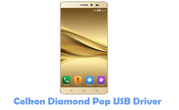 Download Celkon Diamond Pop USB Driver