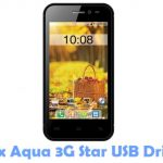 Intex Aqua 3G Star USB Driver