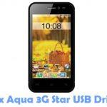Intex Aqua 3G Star USB Driver