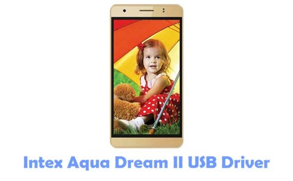 Download Intex Aqua Dream II USB Driver