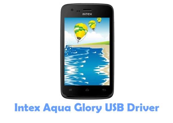 Download Intex Aqua Glory USB Driver