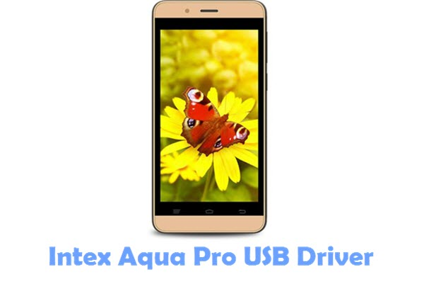 Download Intex Aqua Pro USB Driver