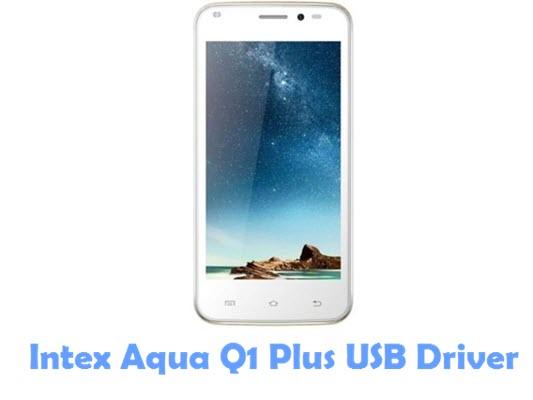 Intex Aqua Q1 Plus USB Driver