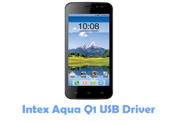 Download Intex Aqua Q1 USB Driver