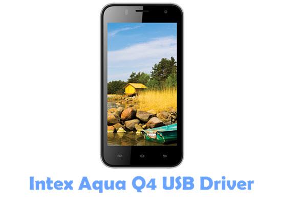 Download Intex Aqua Q4 USB Driver