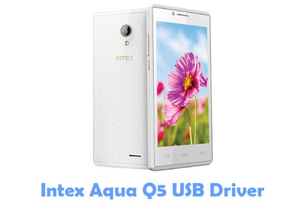 Download Intex Aqua Q5 USB Driver