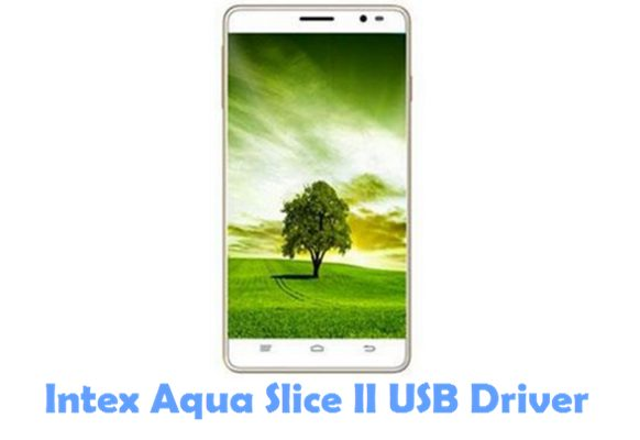 Download Intex Aqua Slice II USB Driver