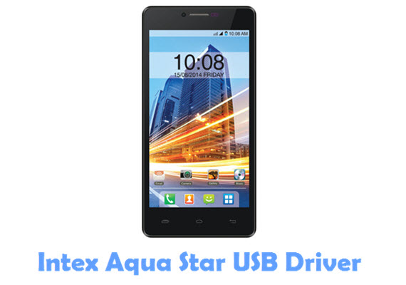 Download Intex Aqua Star USB Driver