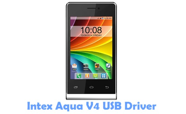 Download Intex Aqua V4 USB Driver