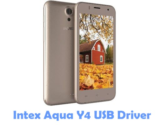 Download Intex Aqua Y4 USB Driver