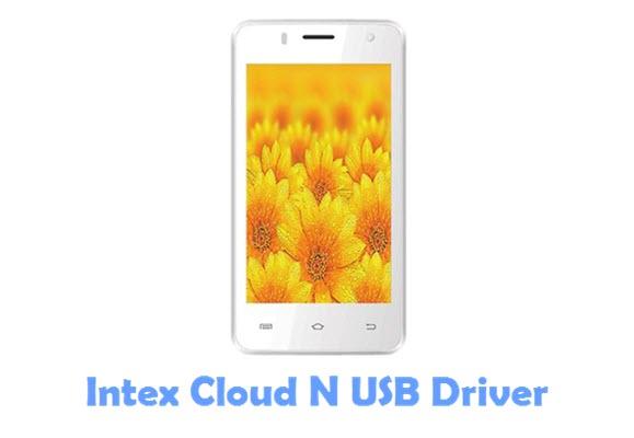 Download Intex Cloud N USB Driver
