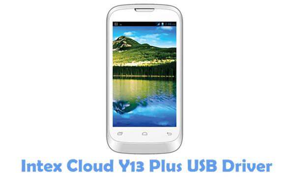 Download Intex Cloud Y13 Plus USB Driver