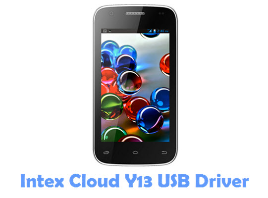 Download Intex Cloud Y13 USB Driver