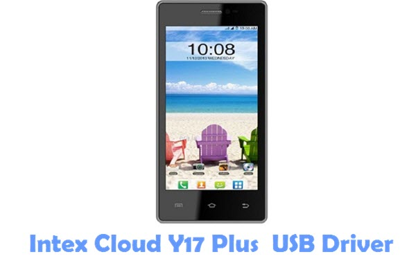 Download Intex Cloud Y17 Plus USB Driver