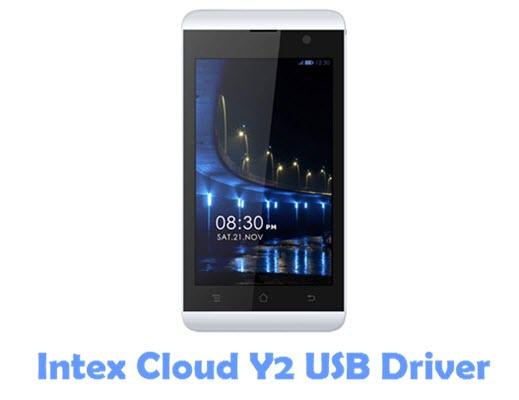 Download Intex Cloud Y2 USB Driver