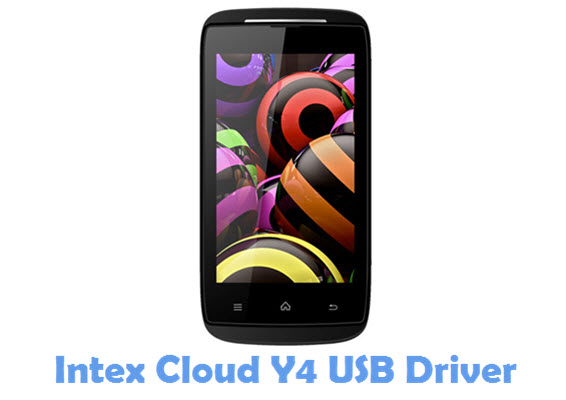 Download Intex Cloud Y4 USB Driver