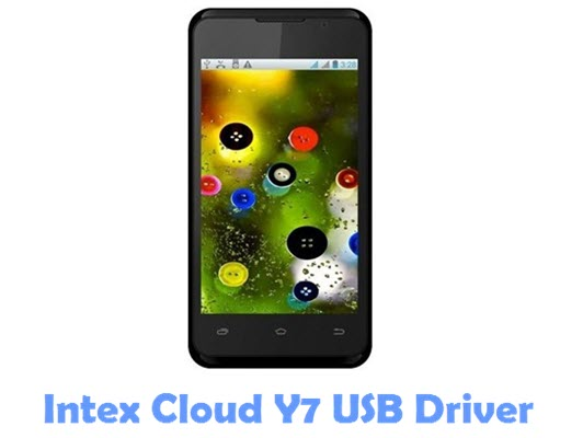 Download Intex Cloud Y7 USB Driver