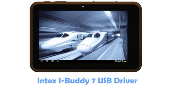 Download Intex I-Buddy 7 USB Driver
