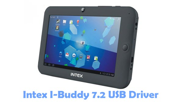 Download Intex I-Buddy 7.2 USB Driver