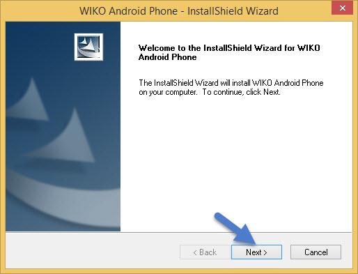 InstallShield Wizard