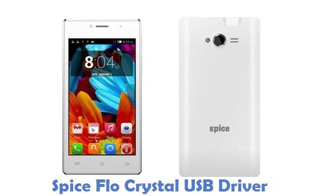 Spice Flo Crystal USB Driver