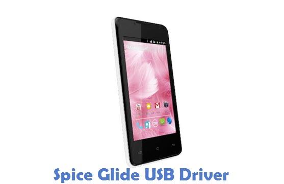 Spice Glide USB Driver