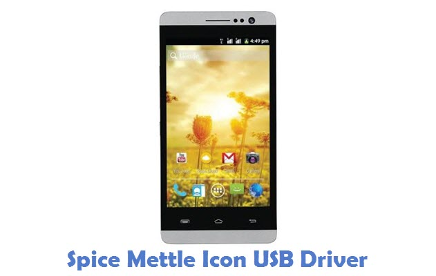Spice Mettle Icon USB Driver