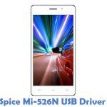 Spice Mi-526N USB Driver