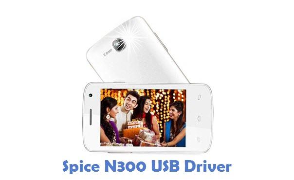 Spice N300 USB Driver