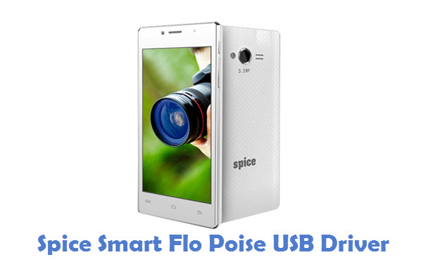 Spice Smart Flo Poise USB Driver