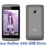 Spice Stellar 440 USB Driver