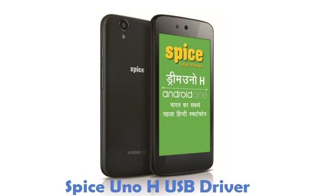 Spice Uno H USB Driver