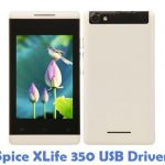 Spice XLife 350 USB Driver