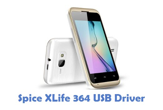 Spice XLife 364 USB Driver