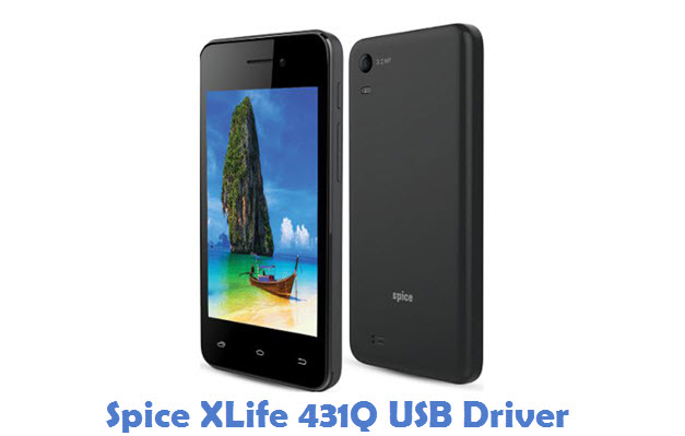 Spice XLife 431Q USB Driver