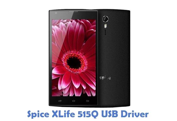 Spice XLife 515Q USB Driver