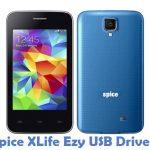 Spice XLife Ezy USB Driver