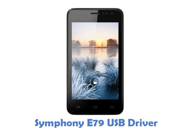 Symphony E79 USB Driver