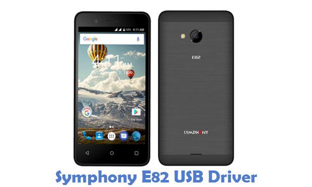 Symphony E82 USB Driver