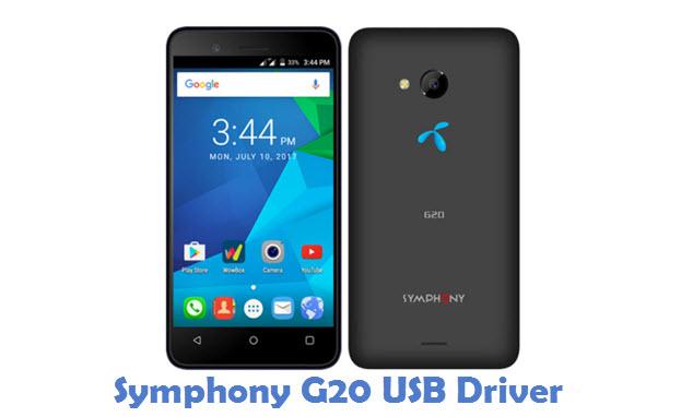 Symphony G20 USB Driver