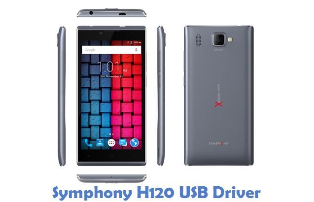 Symphony H120 USB Driver