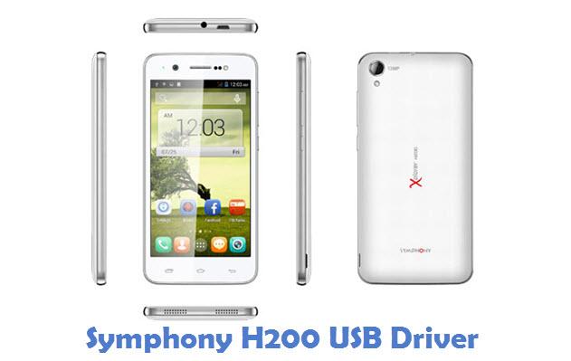 Symphony H200 USB Driver
