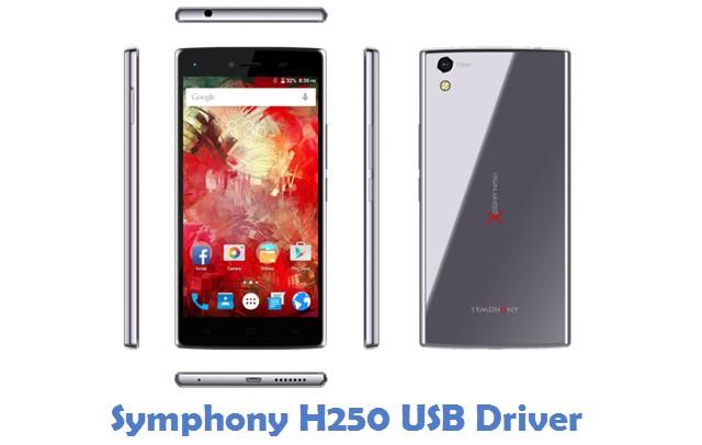 Symphony H250 USB Driver