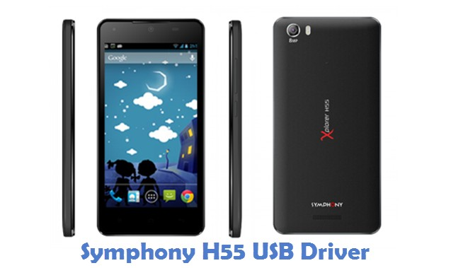 Symphony H55 USB Driver