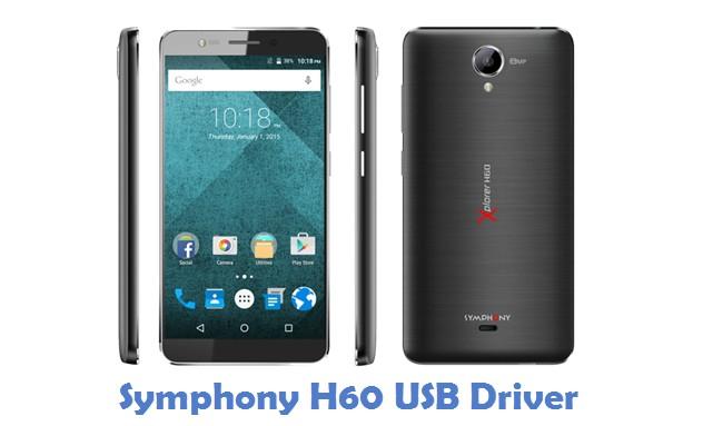 Symphony H60 USB Driver