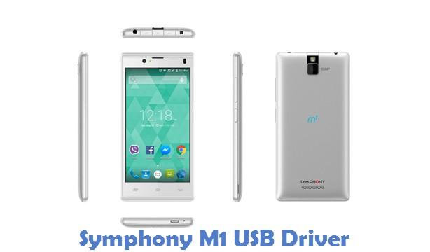 Symphony M1 USB Driver