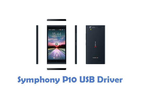 Symphony P10 USB Driver