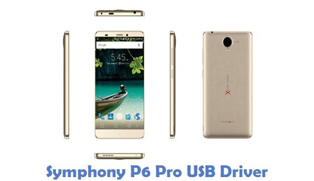 Symphony P6 Pro USB Driver